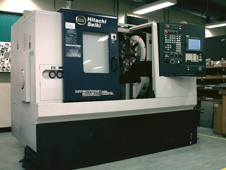 CNC Drehmaschine Hitachi Seiki